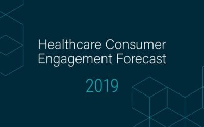 Forecast for Healthcare Consumer, Patient and Health Plan Member Engagement, 2019