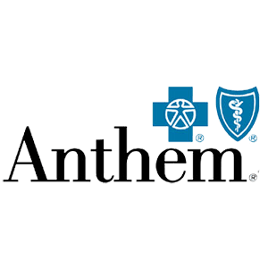 BlueCross BlueShield Anthem logo
